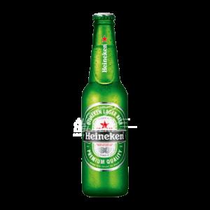 Heineken-Bottled