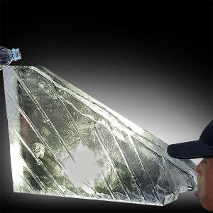 Sculpted-Ice-Luge