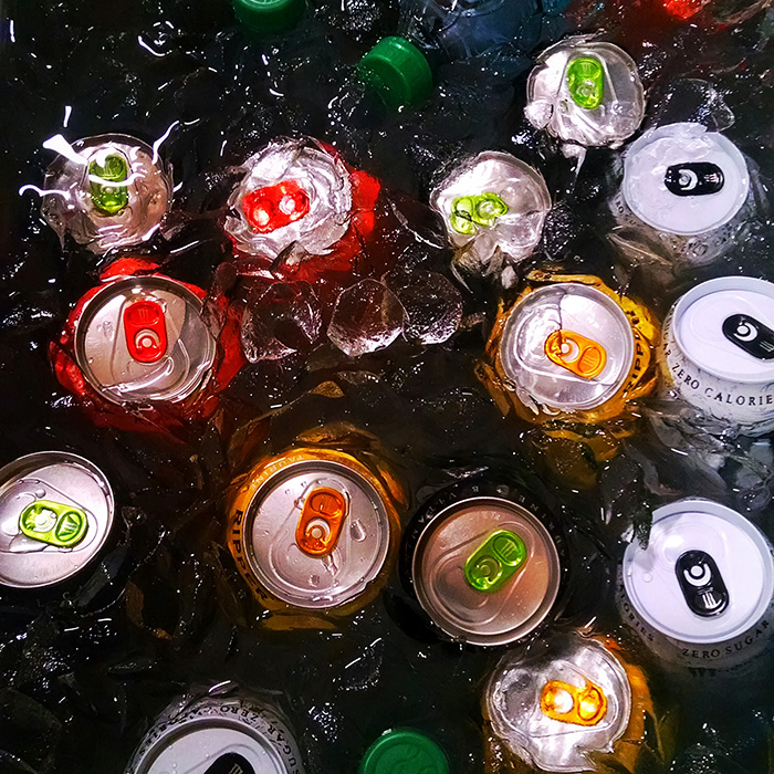 colorful-cans-ice-water-83921