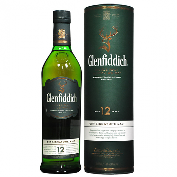 Gelfiddich-whiskey
