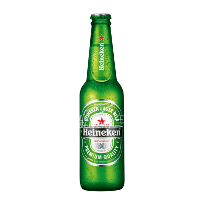 Heineken-Bottled