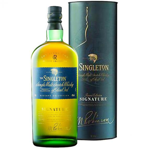 singleton-signature