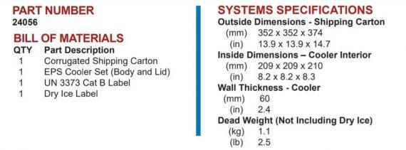 Temperature Control Foam Box (09L)3