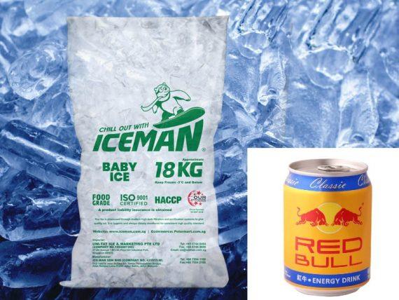 ice and redbull